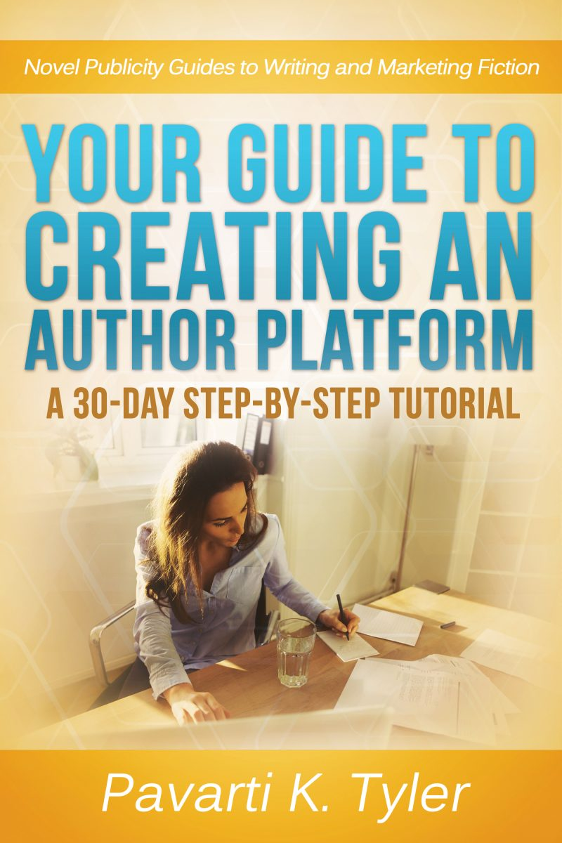 Your Guide To Creating An Author Platform