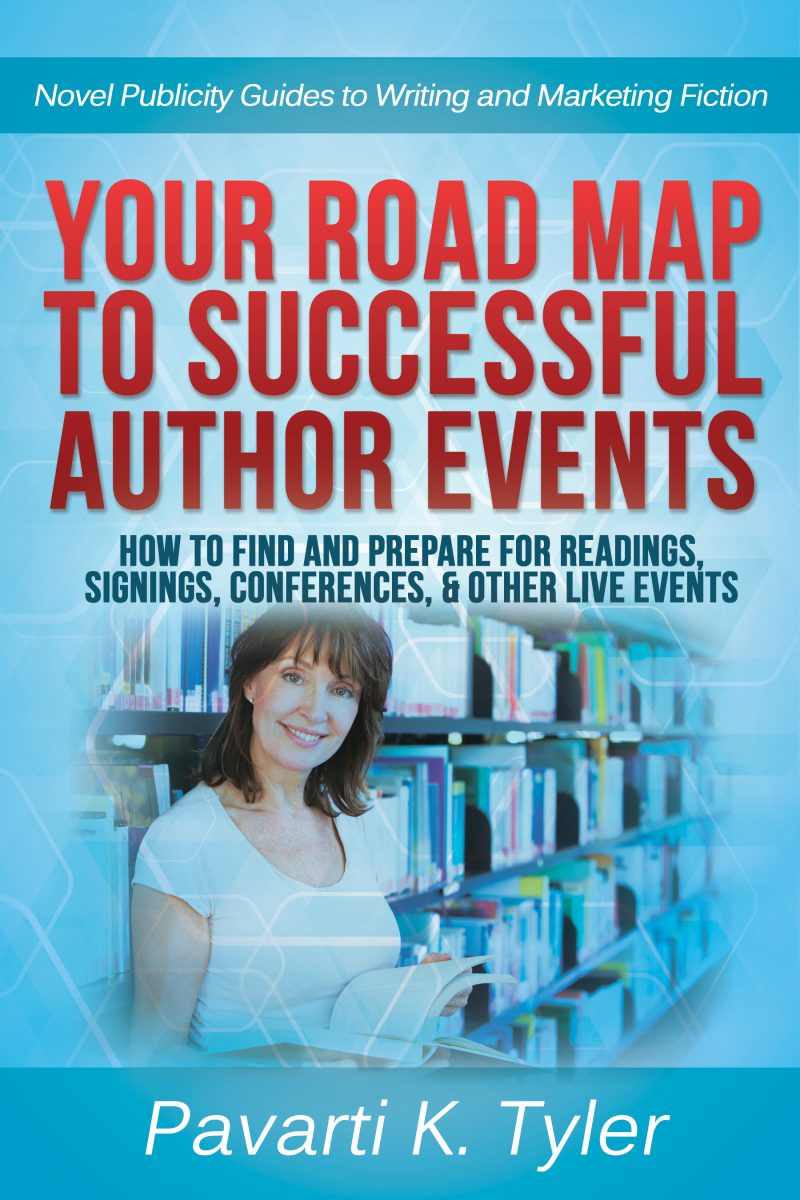 Your Road Map to Successful Author Events